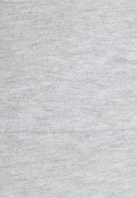 VILA PETITE - VIRUST O NECK DRESS - Vapaa-ajan mekko - light grey melange - 2