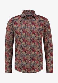 Haze&Finn - Slim Fit - Overhemd - multi-coloured - 4