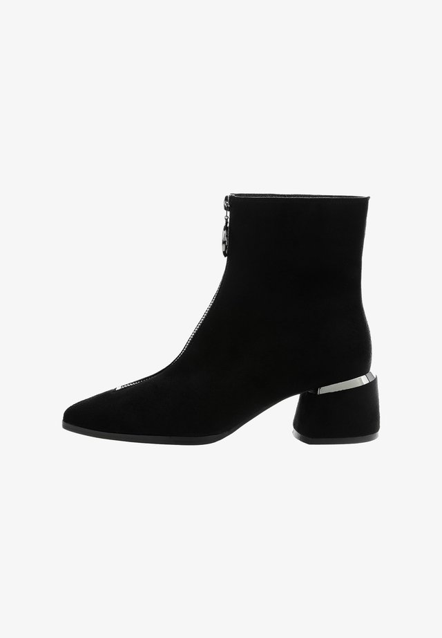 OLCENENGO - Classic ankle boots - black
