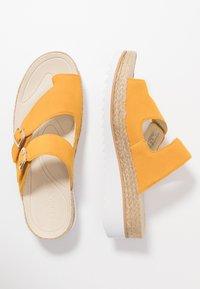 Gabor - Sandaler m/ tåsplit - mango - 3