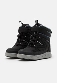 Pax - UNISEX - Winter boots - black - 1