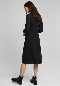 Esprit Collection - FASHION - Day dress - black - 7