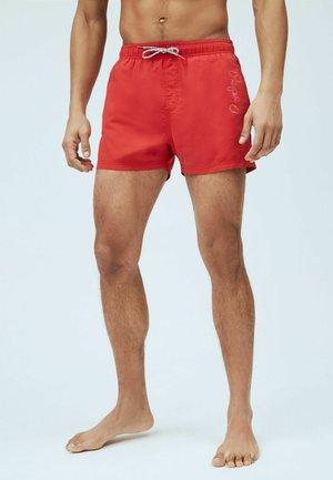 NEW BRIAN - Swimming shorts - rot