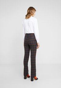 Mulberry - ASHLEY - Trousers - dark red - 2