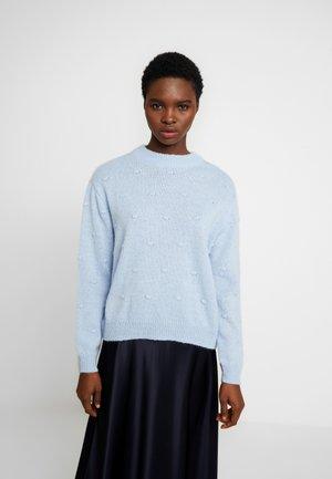 JUNEA - Jumper - cashmere blue