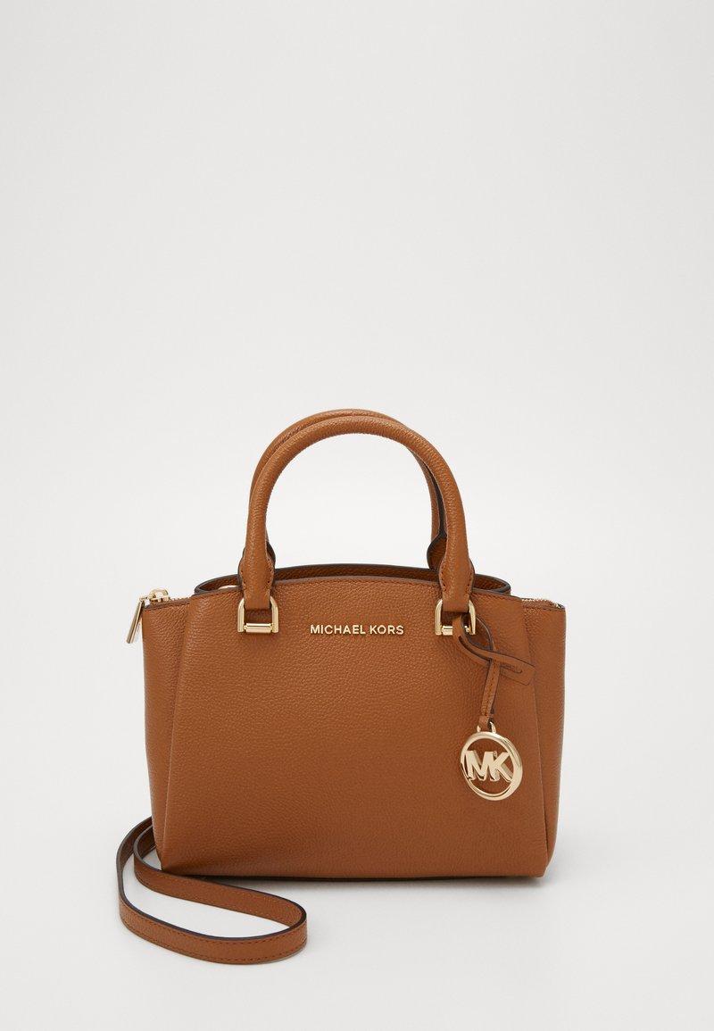 MICHAEL Michael Kors - MAXINE MESSENGER - Handbag - acorn