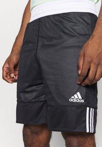 adidas Performance - SPEED REVERSIBLE SHORTS - Sports shorts - black - 5