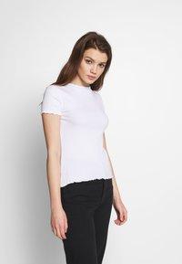 Even&Odd - Camiseta básica - white - 0