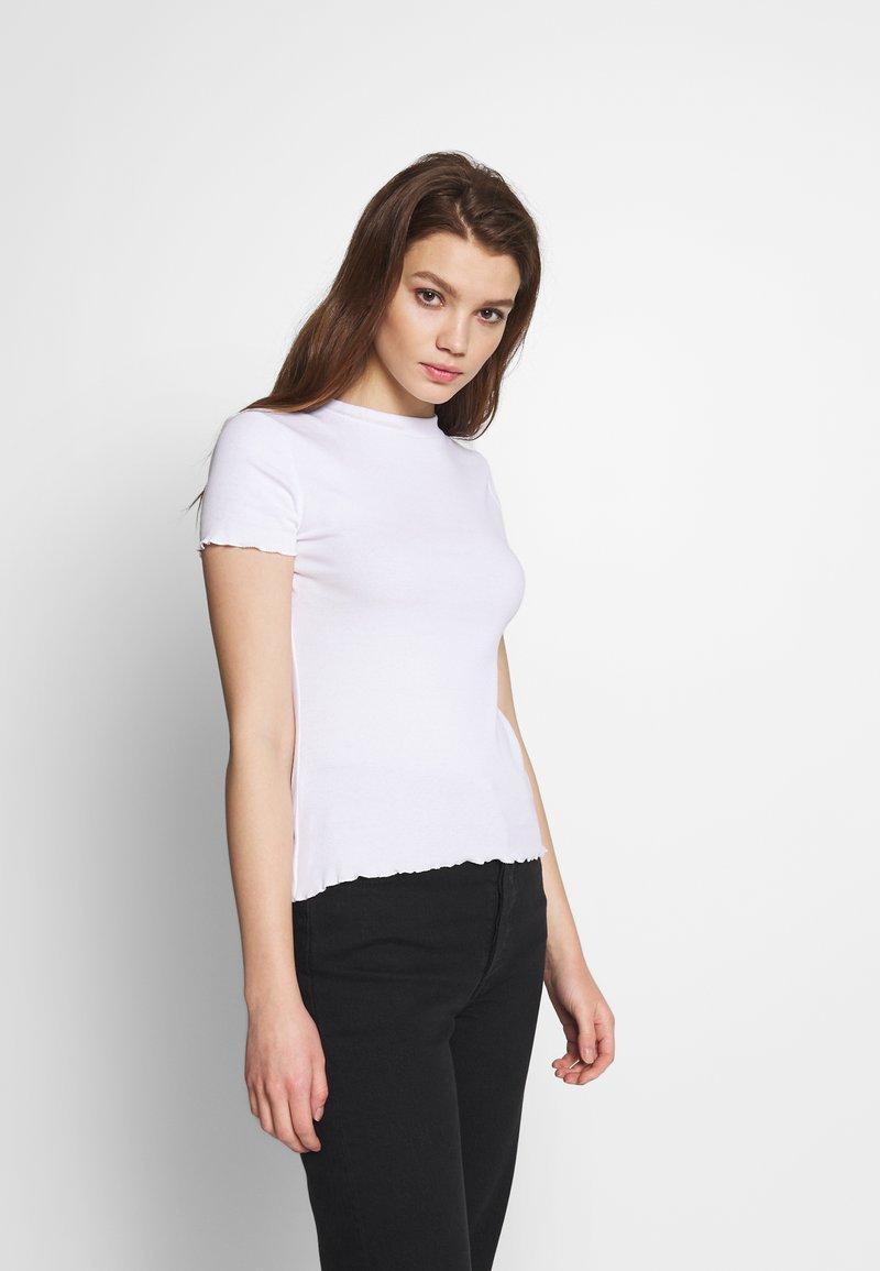 Even&Odd - Camiseta básica - white
