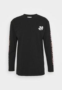 Henrik Vibskov - FLUSH KISS HUSH LONG TEE - T-shirt à manches longues - black - 5