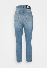 Dr.Denim Petite - NORA CHAIN - Jeans Tapered Fit - blue jay chain ripped - 1