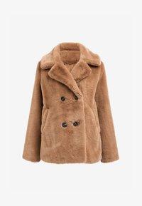 Next - Winter jacket - brown - 5