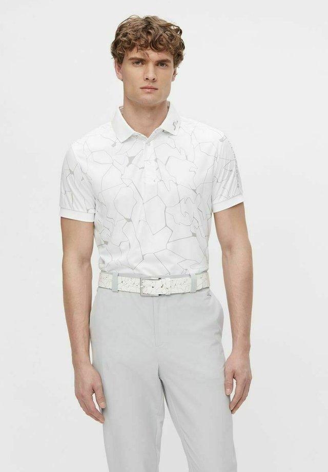 Sportshirt - slit white