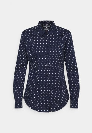 Blouse - yale navy