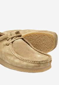 Next - STONE WALLABEE - Casual lace-ups - beige - 5