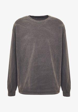 UNISEX EDITIONS - T-shirt à manches longues - black