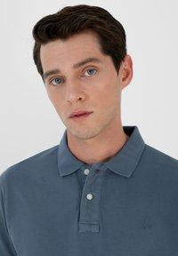 Scalpers - Polo shirt - blue - 4