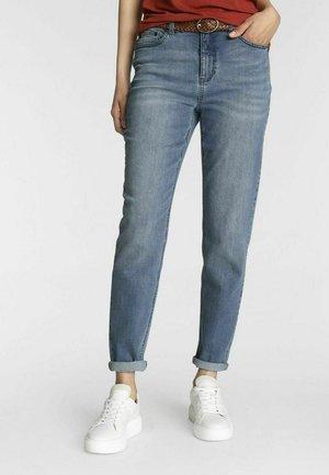 Straight leg jeans - mid blue use