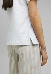 Esprit - Print T-shirt - white - 6