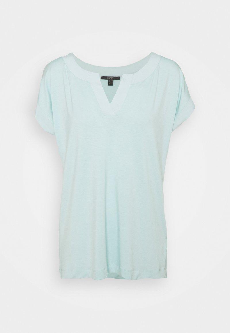 Esprit Collection - Camiseta básica - light turquoise