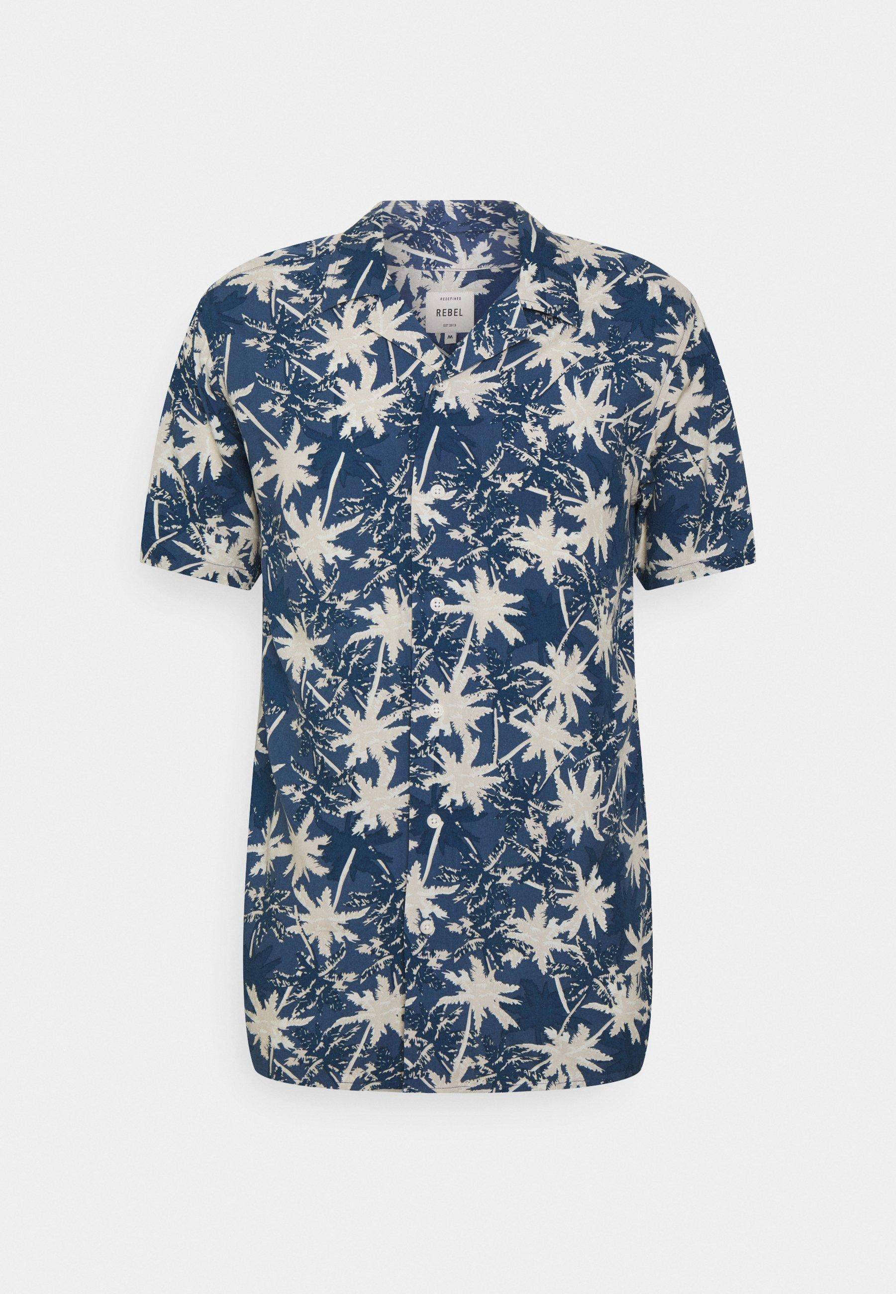 Men JOE - Shirt - dark denim
