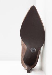 Brenda Zaro - DIAN - Højhælede støvletter - lodo - 6
