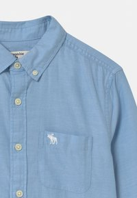 Abercrombie & Fitch - PREPPY - Shirt - solid blue - 2