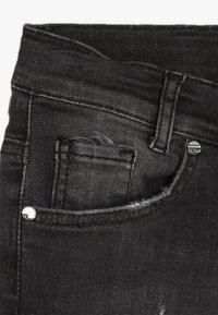 Blue Effect - BOYS - Jeans Skinny Fit - black medium - 2