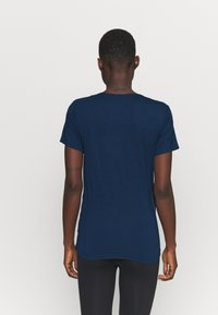 Even&Odd active - T-shirt basic - dark blue - 2