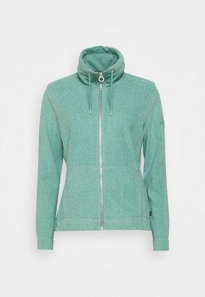 ZABELLE - Fleece jacket - ivymossmarl