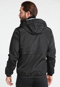 DreiMaster - Outdoor jacket - black - 2