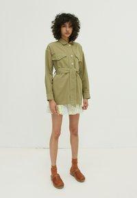 EDITED - Short coat - oliv - 1