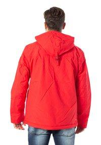 Napapijri - Winter jacket - mottled dark red - 1