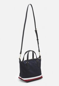 Tommy Hilfiger - POPPY SMALL TOTE - Handbag - navy corporate - 1