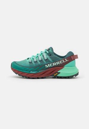 AGILITY PEAK 4 - Trail running shoes - spearmint