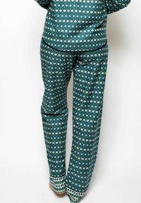 Cyberjammies - ELENA GEO PRINT - Pyjama bottoms - geo prt - 2