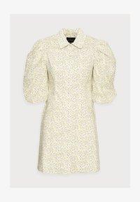 Birgitte Herskind - AMI DRESS - Robe chemise - yellow liberty - 4