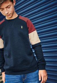 Next - Sweatshirt - dark blue - 2