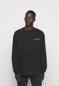 The Kooples - Sweatshirt - black washed - 0