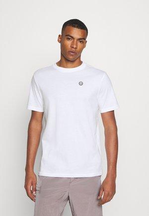 CAVOUR - Basic T-shirt - white
