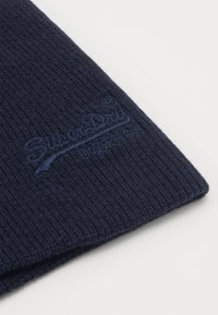 Superdry - ORANGE LABEL BEANIE - Beanie - bright navy grit - 2