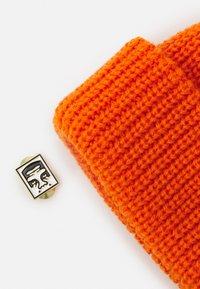 Obey Clothing - MICRO BEANIE UNISEX - Beanie - carrot - 2