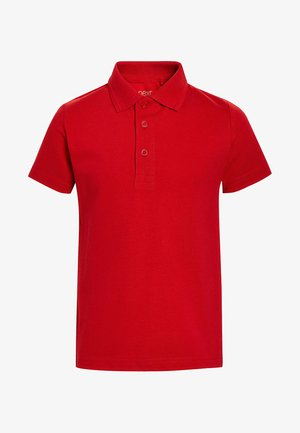 2 PACK - Polo shirt - red