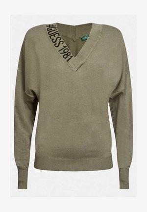 DALIA  - Sweter - grün