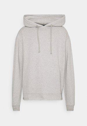 HOODIE UNISEX - Hoodie - heather grey