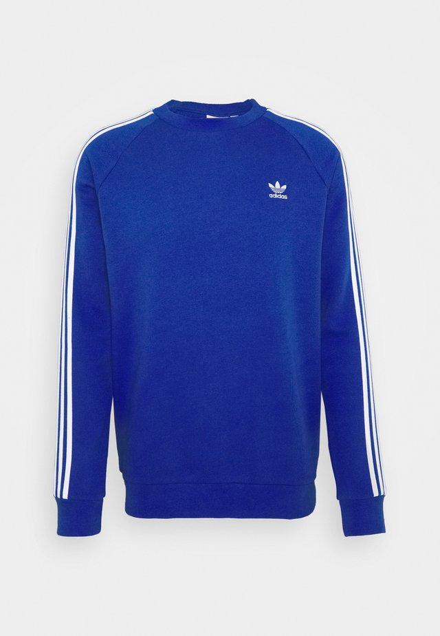 3 STRIPES CREW UNISEX - Sweater - royal blue
