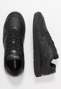 Emporio Armani - Zapatillas - black - 1