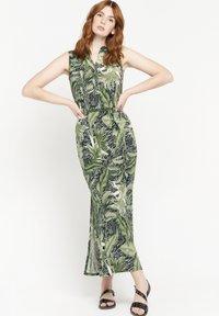 LolaLiza - Maxi dress - khaki - 1