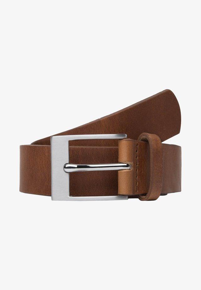 BELT - Belt - brown
