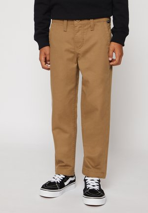 BY AUTHENTIC CHINO PANT BOYS - Chino - brown